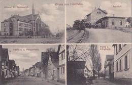Gruss Aus Herxheim - 4 Vues - Bon état - - Germania