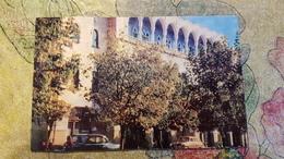 Russia. Chechen Republic - Chechnya. Groznyi Capital Communist Party Building - Old Postcard 1968 - Tchétchénie