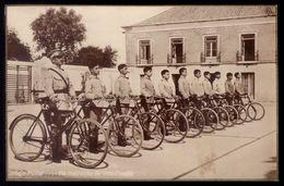COLEGIO MILITAR Instruçao De Velocipedia / Ciclista / Bicicleta. Old Postcard LISBOA Portugal - Lisboa