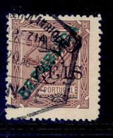 ! ! Zambezia - 1914 King Carlos OVP 130 R Local Republica - Af. 73a - Used - Zambèze