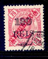 ! ! Zambezia - 1915 King Carlos 130 R - Af. 86 - Used - Zambèze