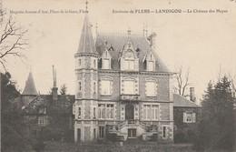 1-3-----flers--landigou--61--le Chateau Des Hayes---- - Flers