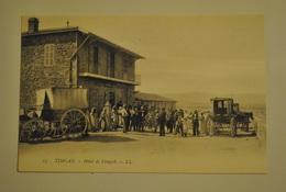 Algerie Timgad Hotel De Timgad Attelage - Andere Städte