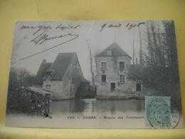 58 5476 CPA 1905 - 58 COSNE. MOULIN DES TOURNEURS - ANIMATION. LAVANDIERES. - Cosne Cours Sur Loire