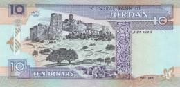 JORDAN P. 26a 10 D 1992 UNC - Jordanië