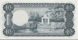 JORDAN P. 12a 10 D 1965 UNC - Jordanië