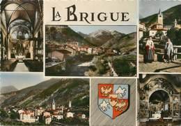 "/ CPSM FRANCE 06 "" La Brigue "" - Frankreich"