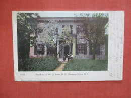 Residence W G Steele  MD  Mongaup Valley Ew York> >  Ref 3974 - NY - New York