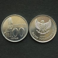 Indonesien Münzen Indonesia 100 Rupiah Km61 UNC Coin Random Year Currency - Indonesia