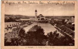 4SR 711. LIMOGES - LE CHAMP DE JULLIET ET LE GARE - Limoges