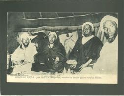 Colonne Tadla Juin 1913 Si Adelquader Marabout De Boujad Son Cherif El Hassan Pas D'éditeur ?  Maroc - Autres