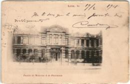 41mst 412 CPA - LILLE - FACULTE DE MEDECINE ET DE PHARMACIE - Lille