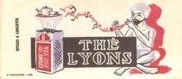 BUVARD  THE LYONS - Koffie En Thee