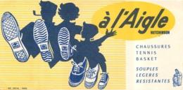 BUVARD CHAUSSURES A L'AIGLE HUTCHINSON CHAUSSURES TENNIS BASKET - Schuhe