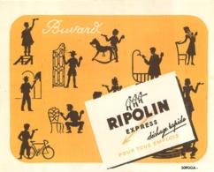 BUVARD PEINTURE RIPOLIN EXPRESS - Farben & Lacke