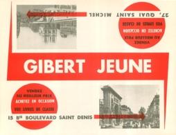 BUVARD GIBERT JEUNE  PARIS - Cartoleria