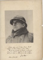 ° WW2 ° GENERAL D'ARMEE JEAN DE LATTRE DE TASSIGNY ° MARECHAL DE FRANCE ° LOT 2 PHOTOS ° COLMAR ° STRASBOURG AVRIL 1945 - Documents Historiques