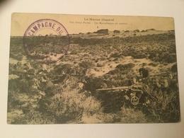 Militaire.militaria.guerre Régiment .mitrailleuse - 1914-18
