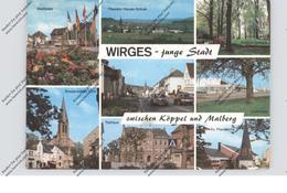 5432 WIRGES, Mehrbild-AK - Montabaur