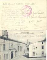 GUERRE 14-18 HOPITAL ST-CHARLES SERVICE DE SANTÉ TOUL Le 18-6-1916 * Voir Description * - Guerre De 1914-18