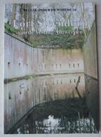 Boek VESTING ANTWERPEN FORT STEENDORP Fortification Bunker Belgium Forteresse - Guerre 1939-45