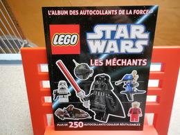 Lego Star Wars, L'album Des Autocollants De La Force Les Méchants, 2011, Neuf........3C0420 - Autocollants