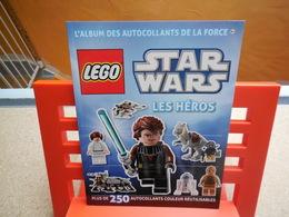 Lego Star Wars, L'album Des Autocollants De La Force Les Héros, 2011, Neuf........3C0420 - Autocollants