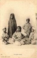 CPA AK Geiser 479 Une Petite Famille Algerie (735051) - Enfants