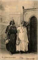 CPA AK Geiser 510 Femmes Au Marabout Algerie (735360) - Femmes
