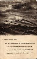 CPA AK Andrée Lebon- Navire Hopital Francais De Ire Classe, SHIPS (762537) - Steamers