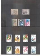 Belgique-Belgïe - Année 1982 Complète Sauf Blocs - Obl/gest/used -3 Scans (à Voir) - Usati