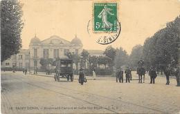 SAINT DENIS : BOULEVARD CARNOT - Saint Denis