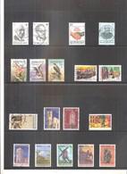 Belgique-Belgïe - Année 1987 Complète - Obl/gest/used -2 Scans (à Voir) - Usati