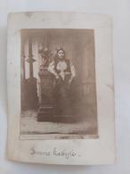 Femme Kabyle (photo Avant 1900 Algérie) - Algerien