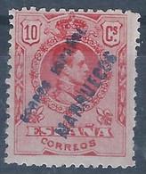 TA3SF-3151TEUROESCOL.Marruecos .Maroc.Marocco.TANGER ESPAÑOL.ALFONSO Xlll .1909/14.(Ed 3**)s/.MUY BONITO - España