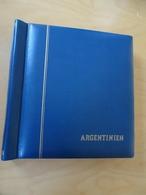 Argentinien Schaubek Falzlos 1979-1992 (13950) - Albums & Reliures