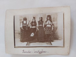 Femme Arabe  (photo Avant 1900 Algérie) - Algerien