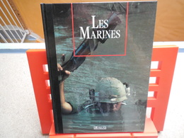 LES SEIGNEURS DE LA GUERRE LES MARINES EDITIONS ATLAS 1990, Rare, Bel état...3C0420 - Books