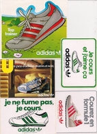 Autocollant -  Lot De 5 Différents  -   Chaussures  Tennis   Adidas - Adesivi