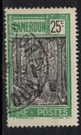 CAMEROUN       N°  YVERT    114    OBLITERE       ( OB 06/10 ) - Cameroun (1915-1959)