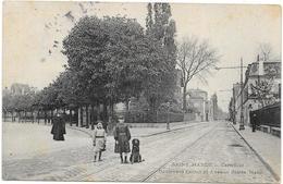 SAINT MANDE : BOULEVARD CARNOT - Saint Mande