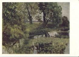 Levitan - Stalled Pond - 1962 /P106/ - Schilderijen