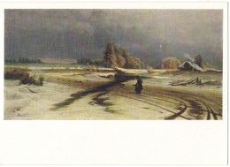 Vasilyev - Thaw - 1962 /P106/ - Schilderijen