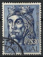 Portugal 1955. Mi.Nr. 843, Used O - 1910-... Republik
