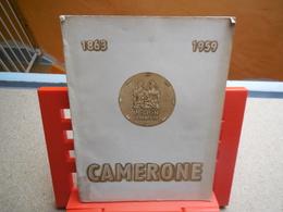 LEGION ETRANGERE CAMERONE 1863-1959...3C0420 - Books