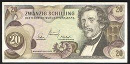 AUSTRIA  20 1967 - Austria