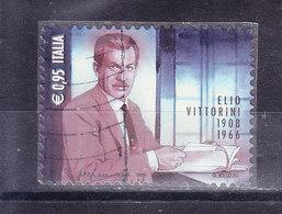 2016  VITTORINI USATO - 6. 1946-.. Repubblica