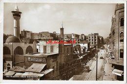 Beyrouth - Rue Weygang - Lebanon