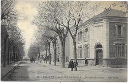 VILLENEUVE SAINT GEORGES : LA NOUVELLE POSTE - Villeneuve Saint Georges