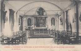 LUBBEEK / KOSTSCHOOL  / DE KAPEL 1907 - Lubbeek